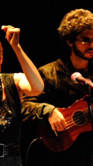 Festival ParisVienne, avec Raphael Preuschl (Basse), Paris 2014, Copyright Cornelius Van Voorthuizen